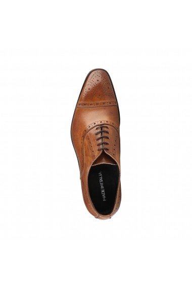Pantofi Made in Italia CESARE_COGNAC