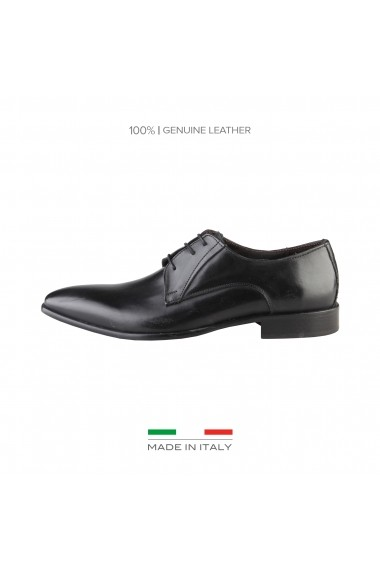 Pantofi Made in Italia GIANNI_NERO