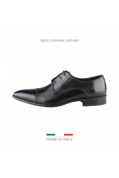 Pantofi Made in Italia MICHELANGELO_NERO