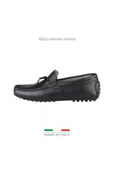 Mocasini Made in Italia RAFFAELLO_NERO-NERO