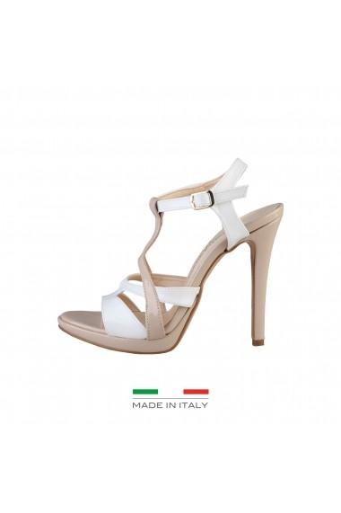 Sandale Made in Italia IOLANDA CIPRIA-BIANCO - els