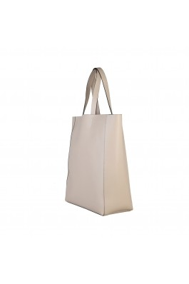 Geanta shopper Made in Italia AMANDA_SABBIA roz