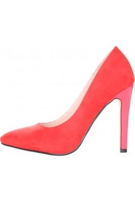 Pantofi Ana Lublin MY09A ROSSO