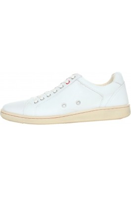 Pantofi sport Avirex cu siret, albi - els, preturi, ieftine