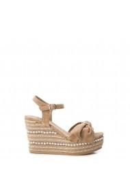 Sandale cu toc Xti 49073_BEIGE