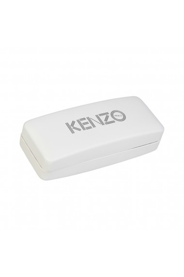 Ochelari de soare Kenzo KZ3176_C02_NOIR_ARGENT negru, argintiu - els