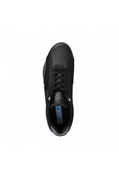 Pantofi sport Sparco ZANDVOORT_NERO-GRIGIO negru