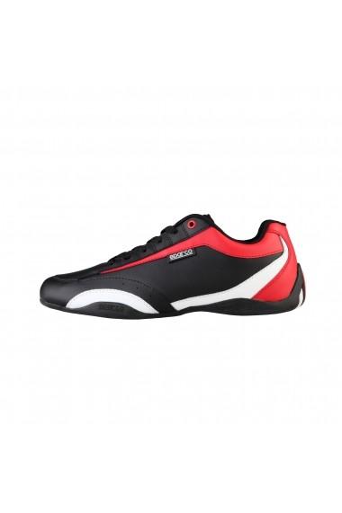 Pantofi sport pentru barbati Sparco ZANDVOORT NERO-ROSSO - els