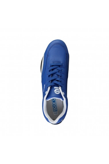Pantofi sport pentru barbati Sparco ZANDVOORT ROYAL-GRIGIO