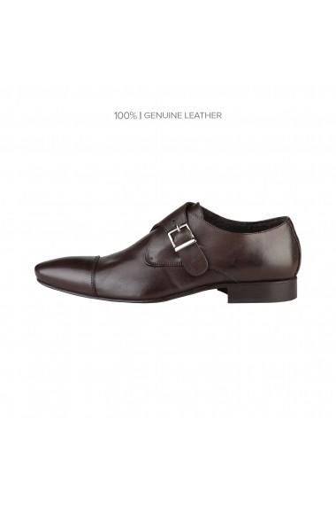 Pantofi V 1969 DENIS_TDM-BORDO maro