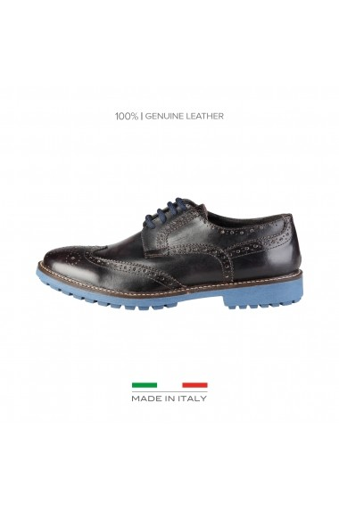 Pantofi Versace 1969 DAMIEN NERO
