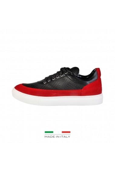 Pantofi sport Versace 1969 LIONEL NERO