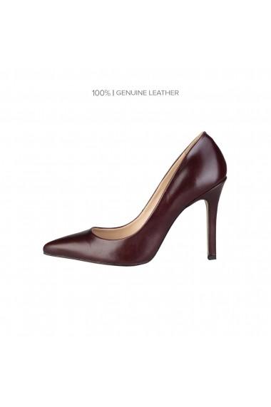 Pantofi Versace 1969 MATHILDE VITELLO MARMELLATA