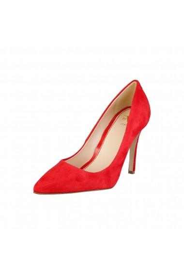 Pantofi Versace 1969 MATHILDE CAMO ROSSO