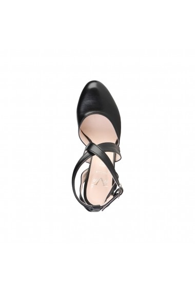 Sandale pentru femei marca Versace 1969 INES negre - els