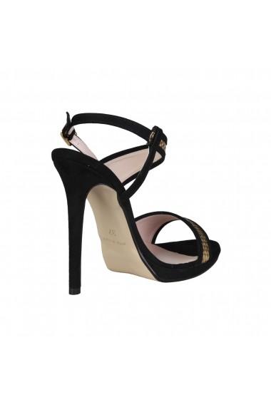 Sandale Versace 1969 GERALDINE NERO
