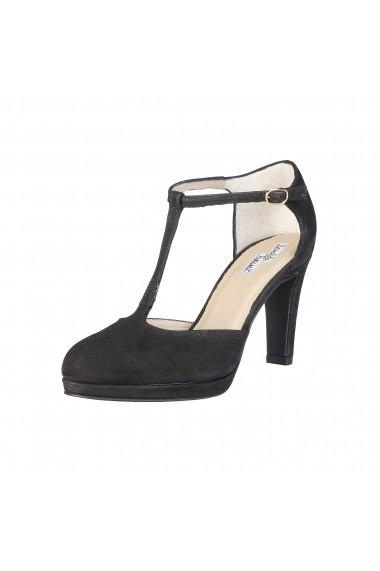 Pantofi Arnaldo Toscani 7181K104_NERO