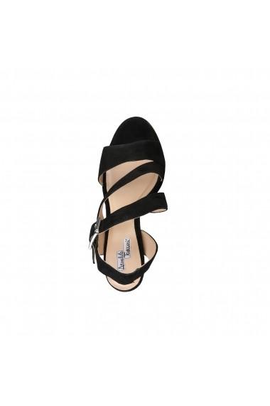 Sandale pentru femei Arnaldo Toscani 8010705 100NERO