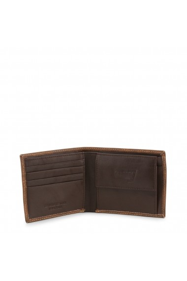 Portofel Carrera Jeans CB667_DARKBROWN Maro