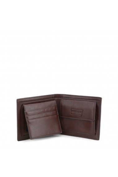 Portofel Carrera Jeans CB582_DARKBROWN Maro