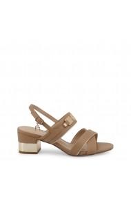 Sandale cu toc Laura Biagiotti 5509_CALF_BEIGE Maro