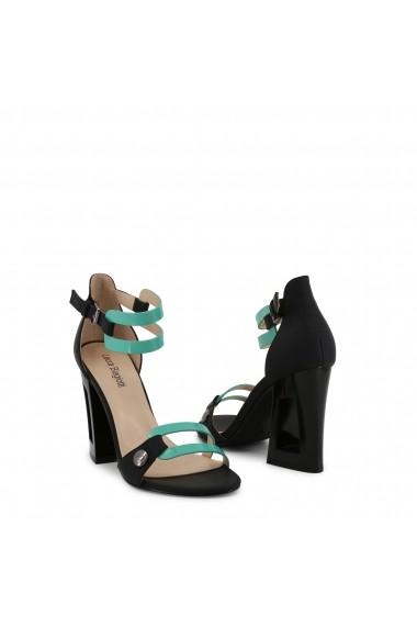 Sandale cu toc Laura Biagiotti 5309_PATENT_GREEN