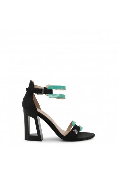Sandale cu toc Laura Biagiotti 5309_PATENT_GREEN Verde