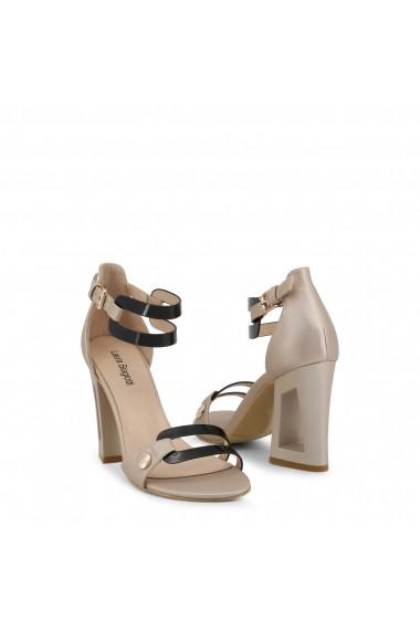 Sandale cu toc Laura Biagiotti 5309_PATENT_BLACK - els
