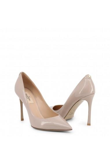 Pantofi cu toc Valentino LW2S0096VBH P45 Bej