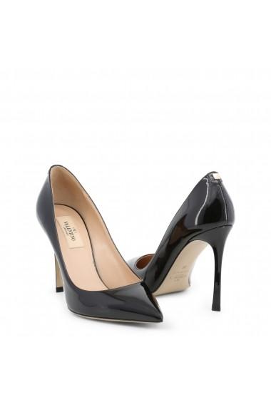 Pantofi cu toc Valentino LW2S0096VBH 0NO Negri