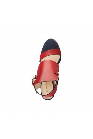 Sandale Trussardi 79S002 35 ROSSO
