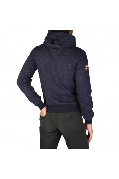 Pulover Geographical Norway Foliday_man_navy