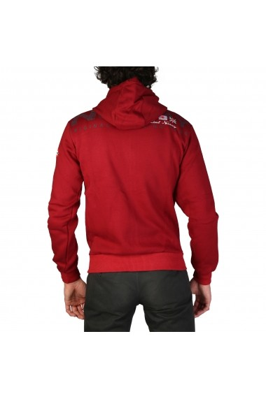 Pulover Geographical Norway Fespote_man_burgundy