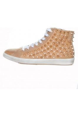 Pantofi sport Gas Nathalie, bej inchis - els, preturi, ieftine