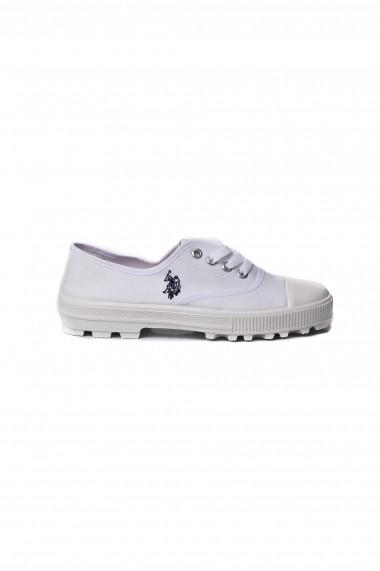Pantofi sport unisex U.S. Polo SU29USP10005 SPARE4299S5-C1 WHITE