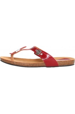 Papuci Dr Scholl NEWBIMINI rosii gen flip flops - els, preturi, ieftine