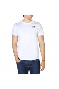 Tricou The North Face NF0A2ZXE_WHITE
