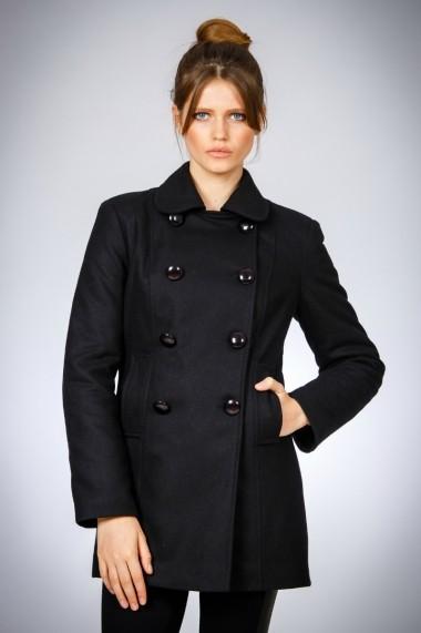 Palton pentru femei marca Be You negru