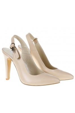 FashionUp! - Pantofi CONDUR by alexandru decupati nude - FEMEI, Incaltaminte, Pantofi