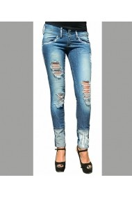 Pantaloni skinny EVELIN DENIM Escape Star Jeans