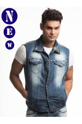 FashionUp! - Veste VESTA RENE Escape Star Jeans - BARBATI, Imbracaminte, Veste