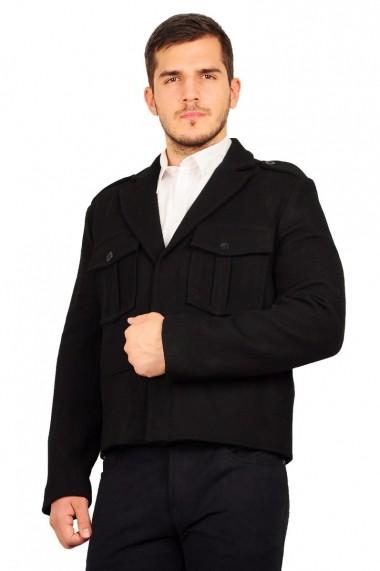 Sacou RVL Fashion negru