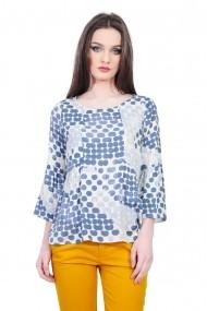 Bluza RVL Fashion dama cu maneca 3/4