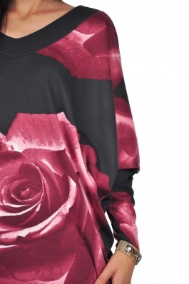 Rochie RVL Just Love Roses