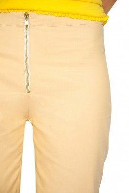 Pantaloni RVL Fashion Summer Walking crem