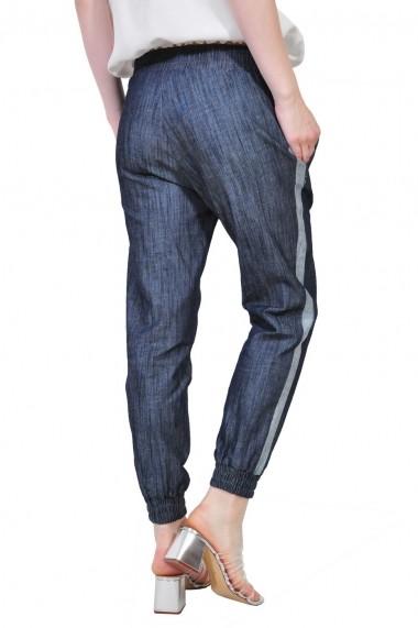 Pantalon RVL Fashion de dama din denim