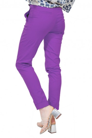 Pantalon RVL Fashion mov de dama