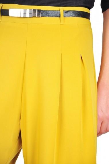 Pantaloni RVL Fashion 3/4 - mustar