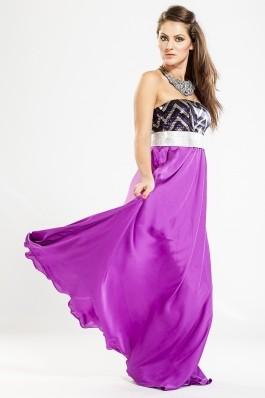 Rochie DESIRE FASHION - Purple Glamour