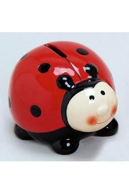 Pusculita Ladybug 15cm, preturi, ieftine